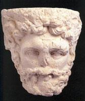 Testa di Giove Ammone - Brescia, Museo della Città in Santa Giulia