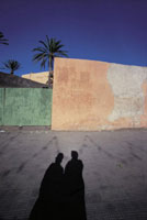 Franco Fontana, Marrakesh, Marocco, 1981