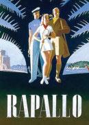 Mario Puppo, Rapallo, 1947, Archivio storico della pubblicità, Genova