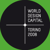 Logo World Design Capital Torino 2008