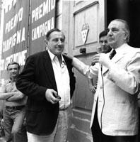 Ennio Morlotti - Luigi Carluccio