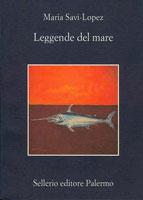 Copertina del libro di Maria Savi-Lopez Leggende del mare