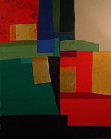 Rino Valdo, dedicato al mio primo film, tecnica ista, 80x100,anno 2006