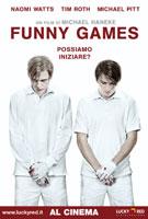 Locandina del film Funny games