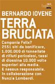 Bernardo Iovene, Terra bruciata - Copertina del libro
