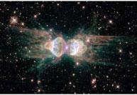 Ref. 10: Nebulosa planetaria Formica - ESA, NASA and The Hubble Heritage Team (STScI/AURA)