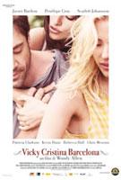 Locandina del film Vicky Cristina Barcelona