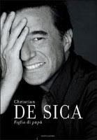 Christian De Sica, Figlio di papà - Copertina del libro