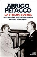 Arrigo Petacco, La strana guerra - Copertina del libro