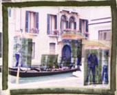 Veneziafilmsogno, 2007, pigmenti su cartoncino di cotone 250 gr., cm 56x38.