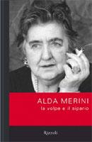 Alda Merini, La volpe e il sipario - Copertina del libro