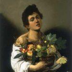 Michelangelo Merisi detto il Caravaggio, Fanciullo con canestro di frutta