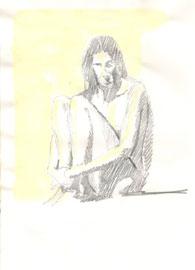 Patrizio Alviti, Studio di donna