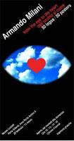 Locandina della mostra From the eye tothe heart, dall'occhio al cuore