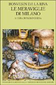 Bonvesin Della Riva, Meraviglie di Milano - Coperina del libro