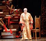Leo Nucci in I due Foscari © TeatroallaScala