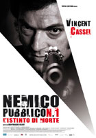 Locandina del film Nemico pubblico n. 1. L'istinto di morte