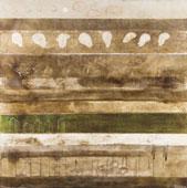 Baricchi, Mediterraneo, t.m. su tela 80x80