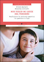 Rosanna Schiralli e Ulisse Mariani, Mio figlio mi legge nel pensiero - Copertina del libro