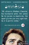 Matteo Caccia e Alessandro Genovesi, Amnesia - Copertina del libro