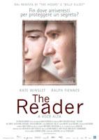 Locandina del film The reader. A voce alta