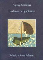 Andrea Camilleri, La danza del gabbiano - Copertina del libro