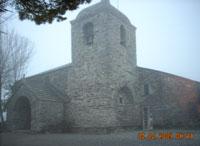 O Cebreiro, Chiesa di Santa Maria la Real