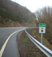 Strada per Lugo