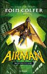 Eoin Colfer, Airman. Nato per volare - Copertina del libro