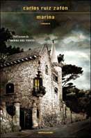 Carlos Ruiz Zafón, Marina - Copertina del libro