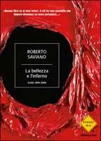 Roberto Saviano, La bellezza e l'inferno - Copertina del libro