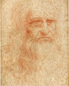"Autoritratto, ""Copyright by Leonardo3 - www.leonardo3.net"""
