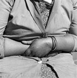 David Goldblatt: Bambinaia, Parco Joubert, Johannesburg. 1975. Courtesy:The artist and Michael Stevenson Gallery, Cape Town. Galería Elba Benítez, Copyrights: David Goldblatt