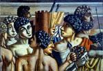 Giorgio de Chirico, I gladiatori dopo il combattimento