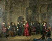 Felice Schiavoni, La morte di Raffaello
