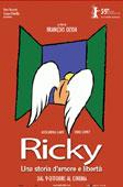 Locandina del film Ricky. Una storia d'amore e libertà