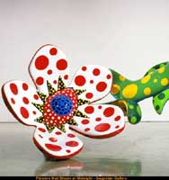 Yayoi Kusama, Flowers that Bloom at Midnightsono - Gagosian Gallery