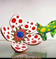 Yayoi Kusama, Flowers that Bloom at Midnightsono - Gagosian Gallery