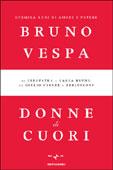 Bruno Vespa, Donne di cuori - Copertina del libro