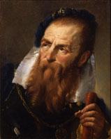 Giovan Battista Tiepolo - Dignitario della Serenissima