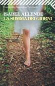 Isabel  Allende, La somma dei giorni - Copertina del libro