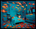 REVENGE OF THE GOLDFISH, © 1981 Sandy Skoglund
