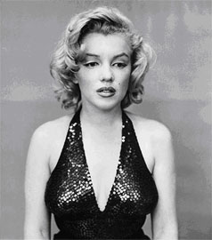 Richard Avedon: Marylin Monroe