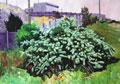 Yvan Salomone: inflatables, 2010 acquerello su carta, 95 x 138 cm. Courtesy Galerie Xippas