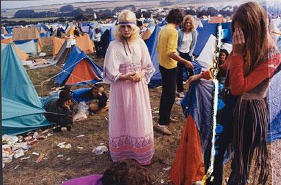 FRANCO VACCARI, Rolling Stones, Isola di White, 1970, Collezione privata