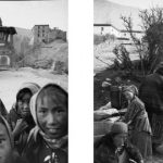 Tiziano Terzani, Bambine, uno stupa e il palazzo del re del Mustang e Donne del Mustang alla sorgente fuori le mura di Lo Mantang