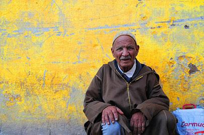 Attilio Tripodi, Volti dal Marocco