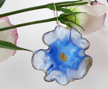 Acquamarina earring collection - Creazione di Patrizia Iacino