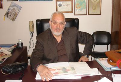 Dirigente scolastico Prof. Aldo Fusaro