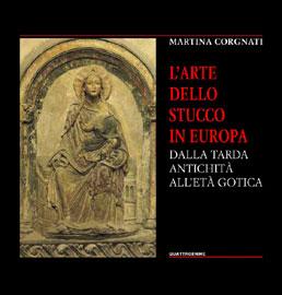 L'arte dello stucco in Europa - Copertina del libro